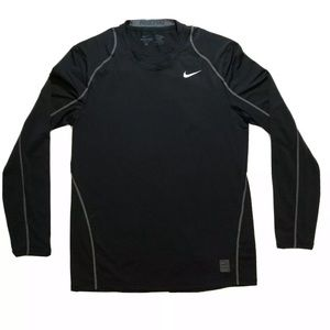 Nike Pro Fitted Dri-FIT Long Sleeve Training Top